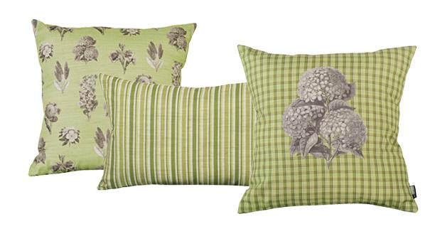 decoração cor verde quartos casa
