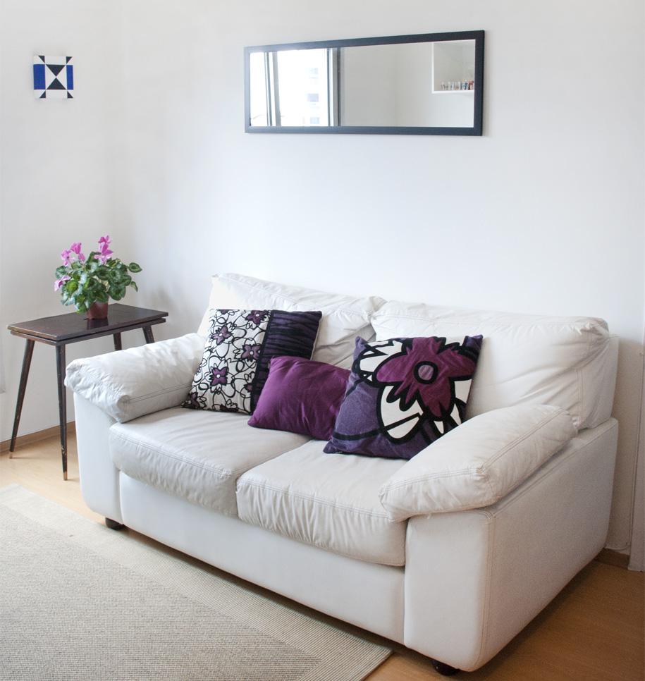 5 Dicas Para Decorar Salas Pequenas Art Maison Decora O  -> Abajur Para Decoracao De Sala