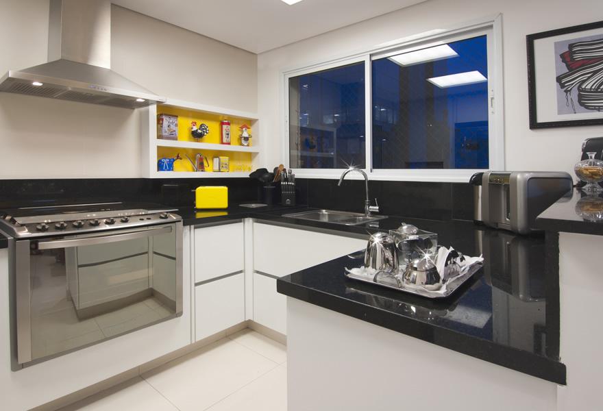 Saiba planejar o Layout da Cozinha  Art Maison # Cozinha Planejada Tipo U