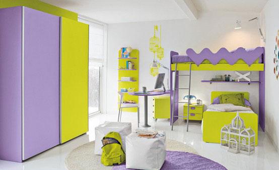 quarto-roxo-verde-decorado