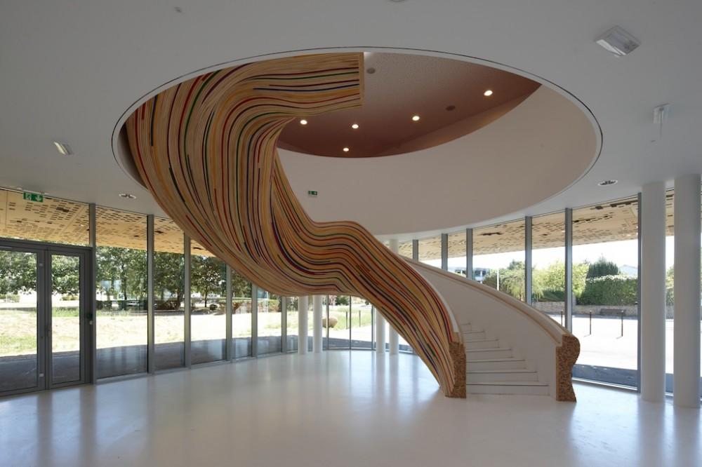 Ideias Criativas De Escadas Para Decorar A Casa