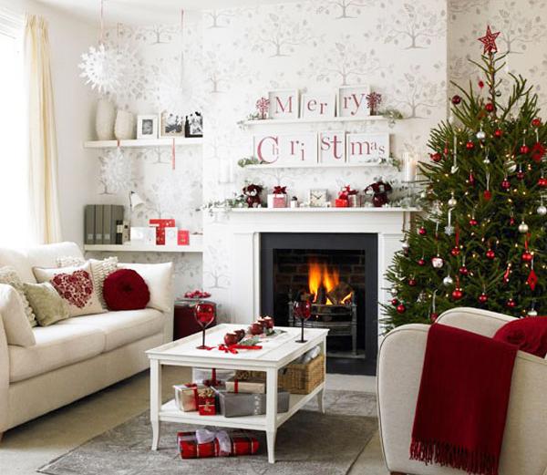 decoracao interiores de natal : Decora??o de Casa para o Natal