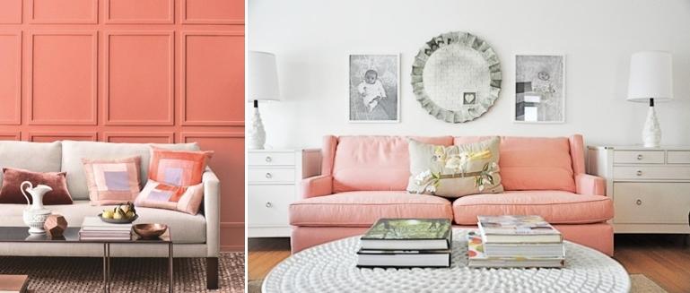 Decoração-cor-Rosa-Living-casa-almofadas