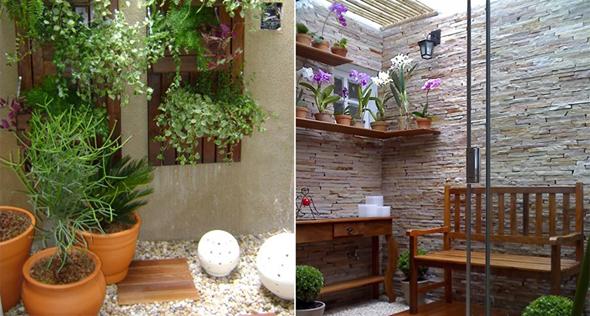 Jardim de Inverno Modelos e Dicas  Decoração