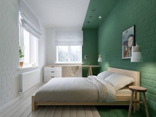 teto-colorido-meio-teto-verde
