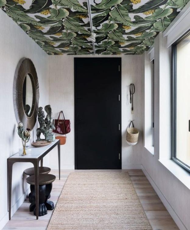 teto-colorido-papel-de-parede-tropical